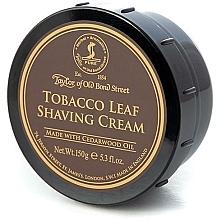 Парфюмерия и Козметика Крем за бръснене с аромат на тютюн - Taylor of Old Bond Street Tobacco Leaf Shaving Cream Bowl