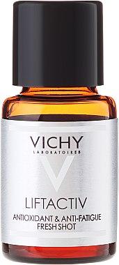 Концентрат за млада кожа - Vichy LiftActiv Anti-Oxidant & Anti-Fatigue Fresh Shot — снимка N2