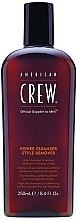 Парфюмерия и Козметика Ежедневен шампоан за дълбоко почистване - American Crew Power Cleanser Style Remover