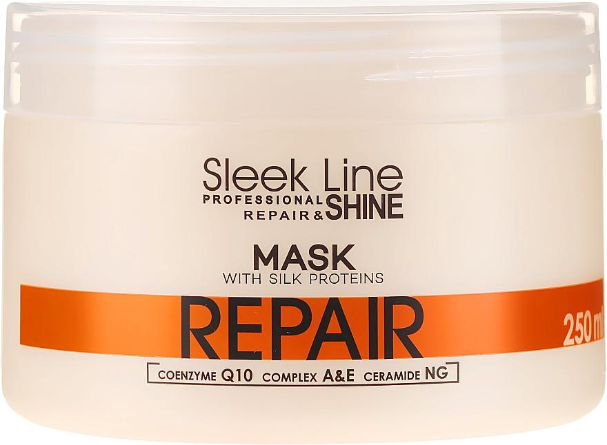 Възстановяваща маска за коса - Stapiz Sleek Line Repair Hair Mask