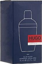 Парфюмерия и Козметика Hugo Boss Hugo Dark Blue - Тоалетна вода
