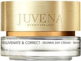 Парфюми, Парфюмерия, козметика Изглаждащ дневен крем - Juvena Skin Rejuvenate and Correct Delining Day Cream