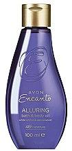 Парфюмерия и Козметика Avon Encanto Alluring - Душ масло