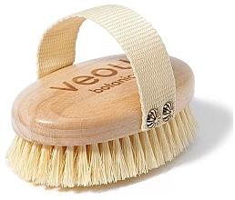 Парфюмерия и Козметика Масажна четка за тяло - Veoli Botanica Just Brush It