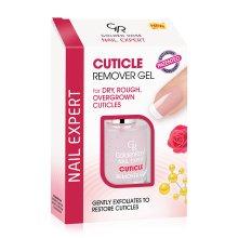 Парфюми, Парфюмерия, козметика Гел за отстраняване на кожички - Golden Rose Nail Expert Cuticle Remover Gel