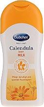 Парфюмерия и Козметика Мляко за тяло с невен - Bubchen Calendula Milk