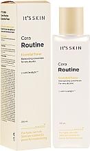 Парфюмерия и Козметика Овлажняващ тоник за суха кожа на лицето - It's Skin Cera Routine Essential Toner