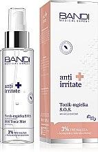 Парфюми, Парфюмерия, козметика Микробиомен спрей тоник за лице - Bandi Medical Expert Anti Irritate SOS Microbiome Spray Tonic