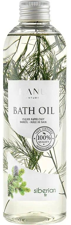 """Масло за вана """"Сибирска ела"""" - Kanu Nature Bath Oil Siberian Fir — снимка N1"""