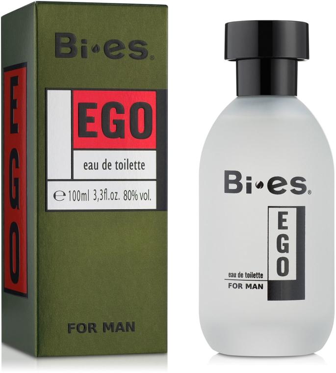 Bi-Es Ego - Тоалетна вода — снимка N1