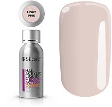 Парфюмерия и Козметика Акрил за нокти - Silcare Nail Acrylic Liquid Medium Action Cover
