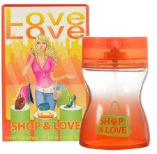 Парфюми, Парфюмерия, козметика Morgan Love Love Shop & Love - Тоалетна вода
