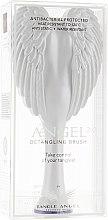 Парфюмерия и Козметика Четка за коса - Tangle Angel 2.0 Detangling Brush White (19 см)