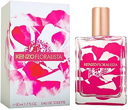 Парфюми, Парфюмерия, козметика Kenzo Floralista - Тоалетна вода