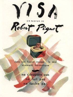Robert Piguet Visa 2007 - Парфюмна вода (тестер)  — снимка N2