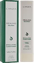 Парфюмерия и Козметика Балсам за възстановяване и стимулиране на растежа на косата - L'anza Healing Nourish Stimulating Conditioner