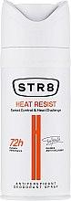 Парфюмерия и Козметика Спрей дезодорант - STR8 Heat Resist Antiperspirant Deodorant Spray