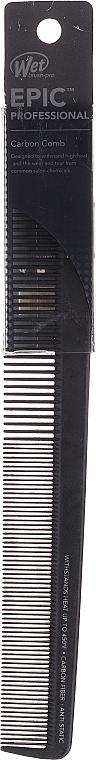 Гребен за коса, черен - Wet Brush Pro Epic Cutting Comb — снимка N1