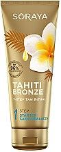 Парфюмерия и Козметика Автобронзиращ лосион за тяло за преди излагане на слънце - Soraya Tahiti Bronze 1 Step Starter
