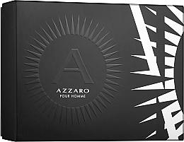 Парфюмерия и Козметика Azzaro Pour Homme - Комплект (тоал. вода/50ml + дезод./75ml)