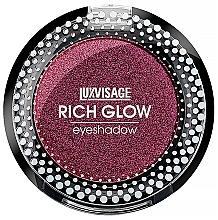 Парфюмерия и Козметика Сенки за очи - Luxvisage Rich Glow Eyeshadow