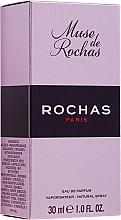 Парфюмерия и Козметика Rochas Muse de Rochas - Парфюмна вода