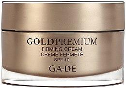 Парфюми, Парфюмерия, козметика Дневен укрепващ крем SPF 10 - Ga-De Gold Premium Firming Cream