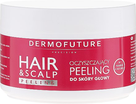 Пилинг за скалп - DermoFuture Hair&Scalp Peeling — снимка N2