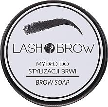 Парфюмерия и Козметика Моделиращ гел-сапун за вежди - Lash Brow Soap