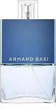 Парфюмерия и Козметика Armand Basi L'Eau Pour Homme - Тоалетна вода (тестер с капачка)