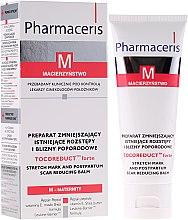 Парфюмерия и Козметика Балсам за стрии - Pharmaceris M Tocoreduct Forte Stretch Mark Reduction Balm