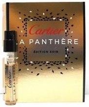 Парфюмерия и Козметика Cartier La Panthere Edition Soir - Парфюмна вода (пробник)