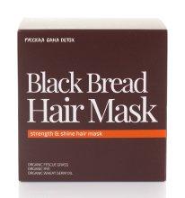 Парфюми, Парфюмерия, козметика Маска за сила и блясък на косата - Natura Siberica Fresh Spa Russkaja Bania Detox Black Bread Hair Mask