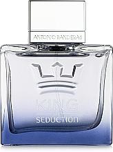 Парфюмерия и Козметика Antonio Banderas King of Seduction - Тоалетна вода