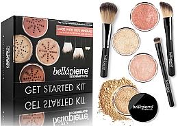 Парфюмерия и Козметика Стартов комплект за гримиране - Bellapierre Get Started Kit Medium