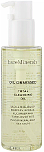 Парфюми, Парфюмерия, козметика Почистващо масло за лице - Bare Escentuals Bare Minerals Cleanser Oil Obsessed Total Cleansing Oil