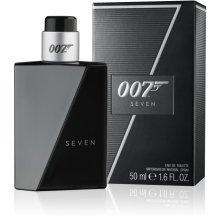 Парфюмерия и Козметика James Bond 007 Seven - Тоалетна вода (тестер без капачка)