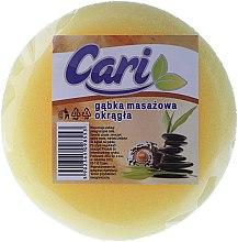 Парфюми, Парфюмерия, козметика Гъба за баня, жълта - Cari