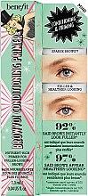 Парфюмерия и Козметика Основа за вежди - Benefit Browvo! Conditioning Eyebrow Primer Mini (мини)