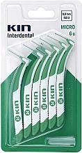 Парфюмерия и Козметика Интердентални четки 0,9 мм - Kin Micro ISO 2