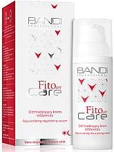 Парфюми, Парфюмерия, козметика Подхранващ крем за лице против бръчки - Bandi Professional Fito Lift Care Rejuvenating Nourishing Cream