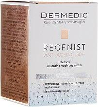 Парфюми, Парфюмерия, козметика Дневен възстановяващ крем 50+ - Dermedic Regenist ARS 5 Retinolike Day Intensely Smoothing Repair Cream