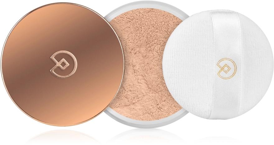 Пудра на прах - Collistar Face Silk Effect Loose Powder — снимка N1