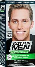 Парфюмерия и Козметика Шампоан-боя за коса за мъже, без амоняк - Just For Men Coloring Shampoo