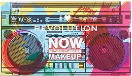 Парфюми, Парфюмерия, козметика Палитра сенки за очи - I Heart Revolution NOW That's What I Call Makeup 80s