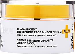 Парфюмерия и Козметика Стягащ крем за лице и шия - StriVectin Tl Advanced Tightening Face And Neck Cream Plus