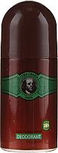 Cuba Green Deodorant - Рол-он дезодорант  — снимка N1