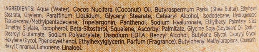 Хидратиращо масло за тяло - Bielenda Coconut Oil Moisturizing Body Butter — снимка N4