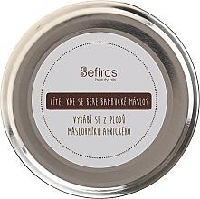 Парфюмерия и Козметика Масло от ший - Sefiros Shea Butter