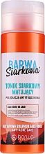 Парфюмерия и Козметика Антибактериален тоник със сяра - Barwa Anti-Acne Sulfuric Tonik